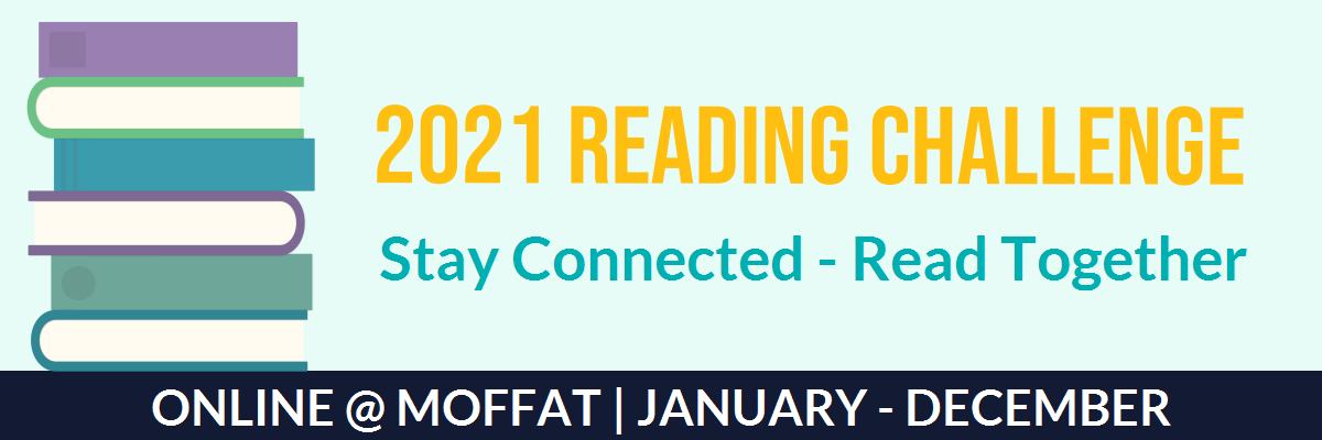 2021 reading challenge banner