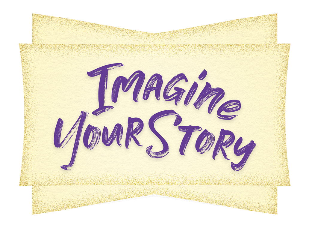 imagine your story teen logo
