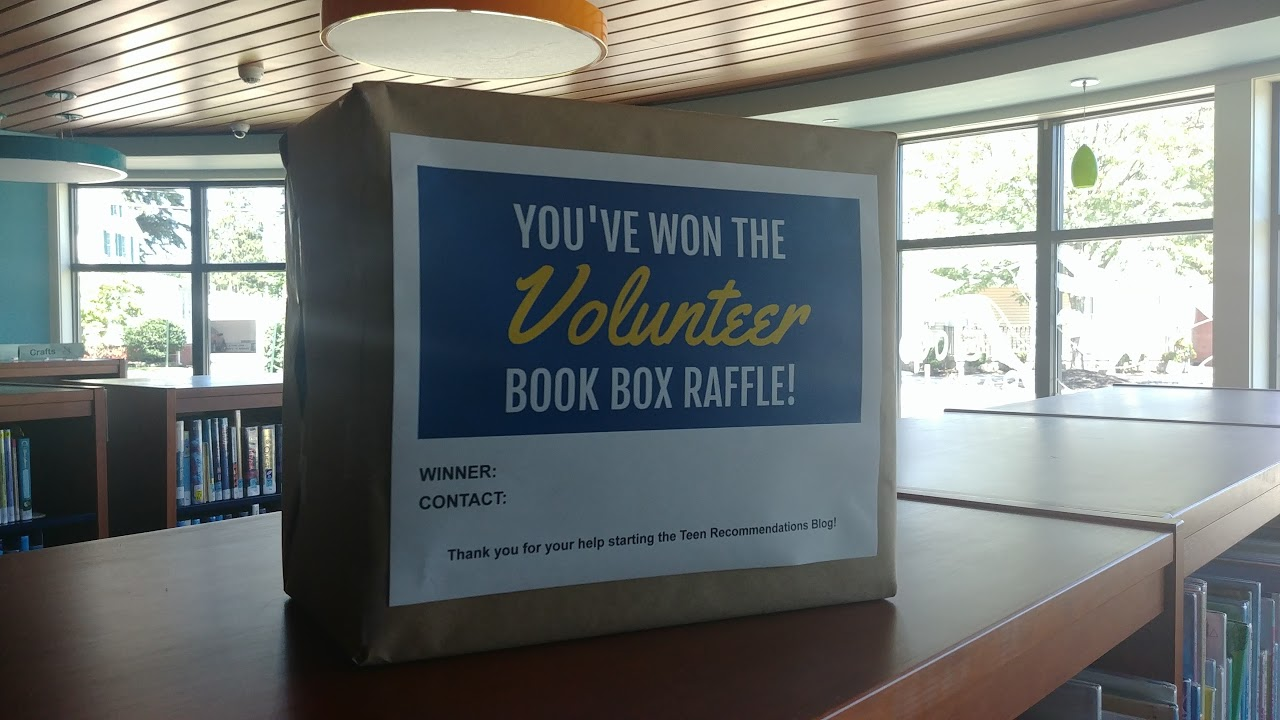 book box raffle prize