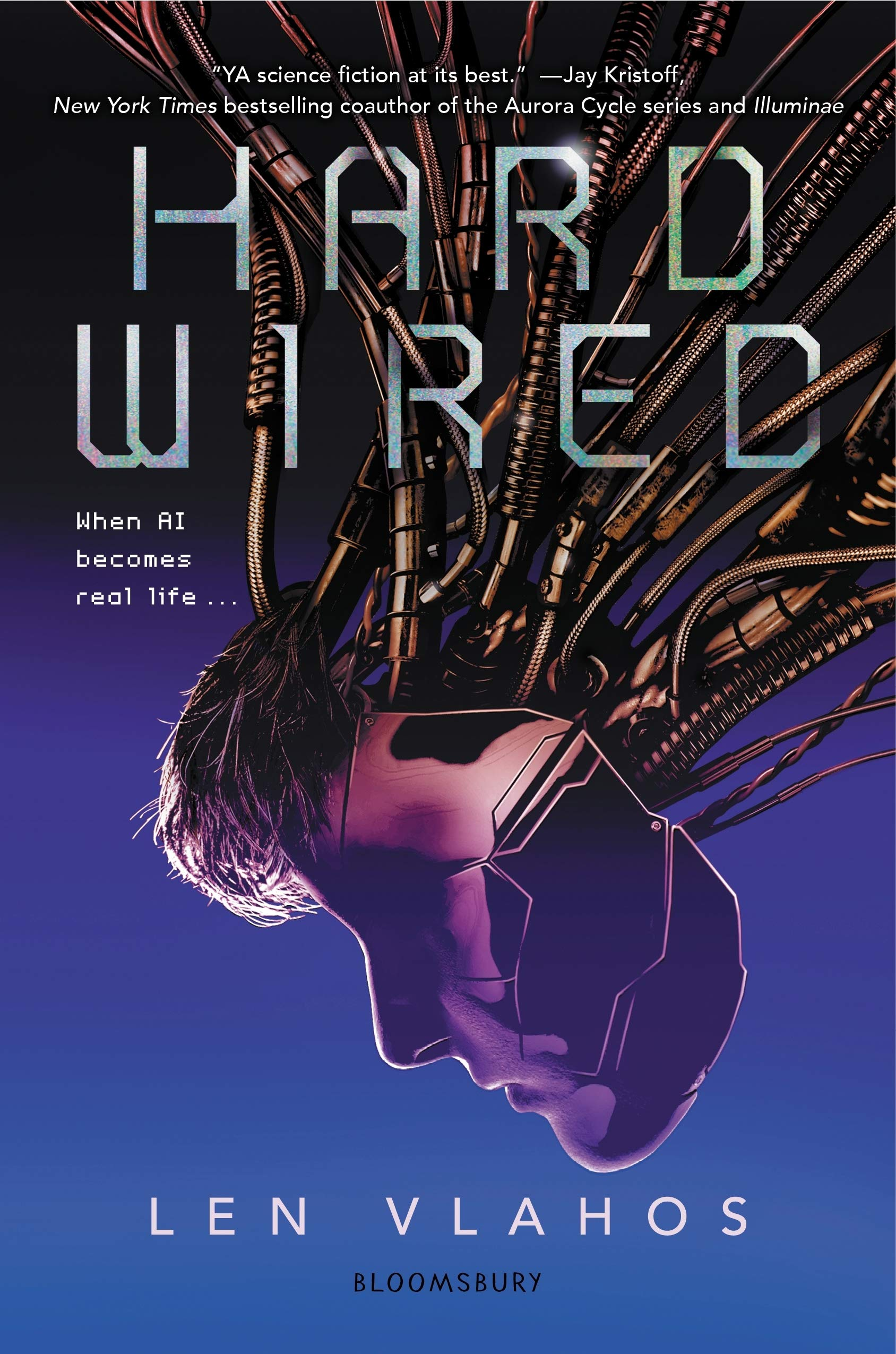 hard wired book cover