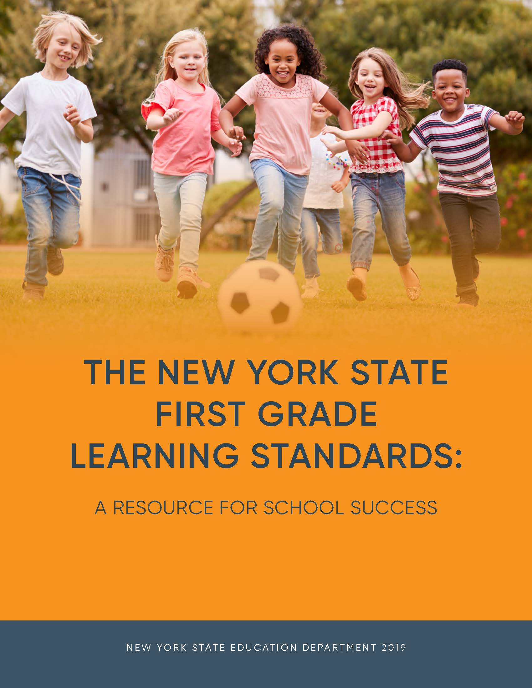 first grade learning standards