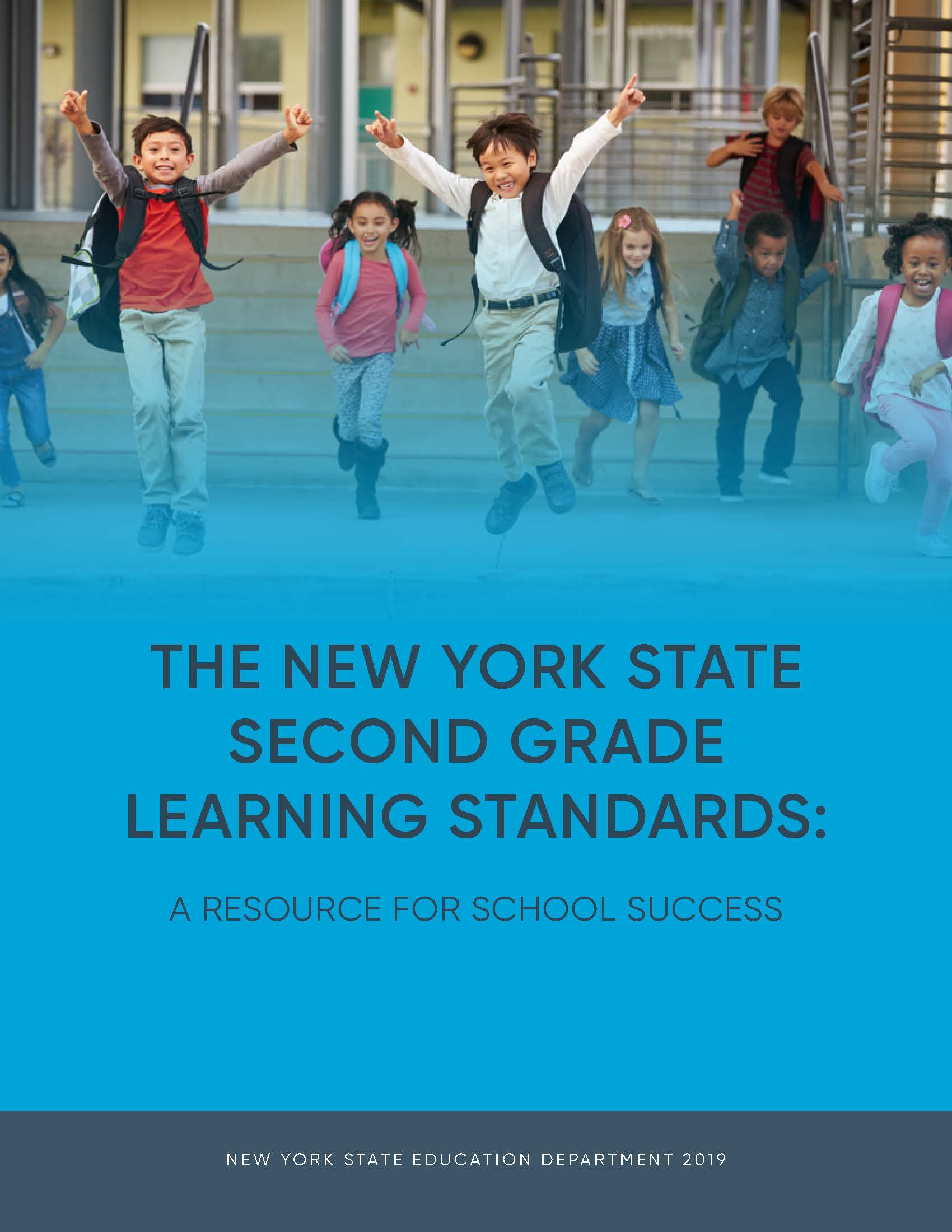 second grade learning standards