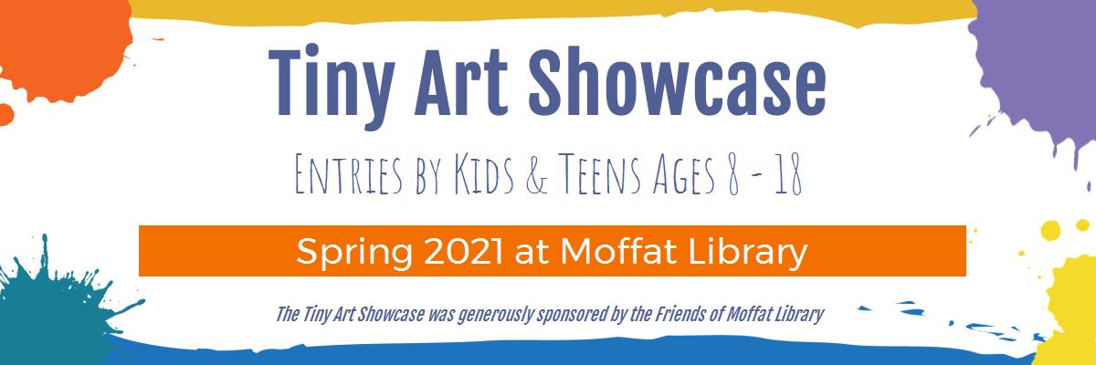 tiny art showcase banner