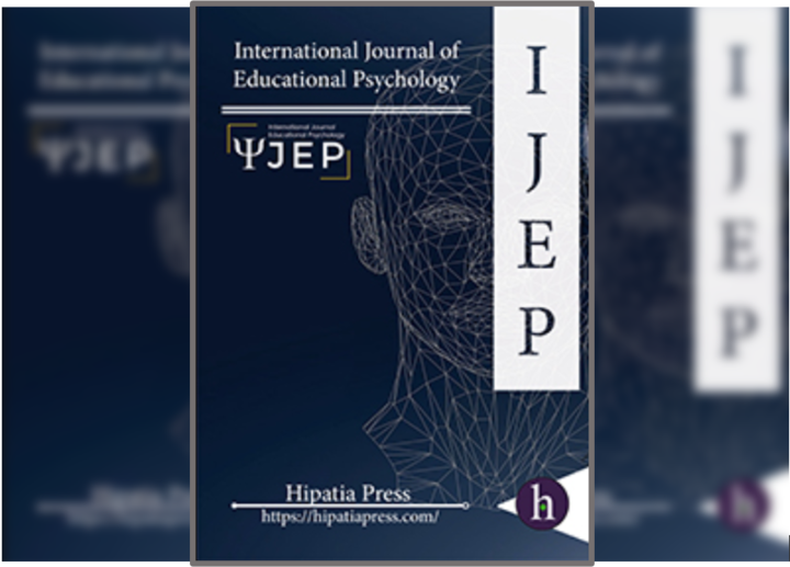 cover of International Journal of Educational Psychology