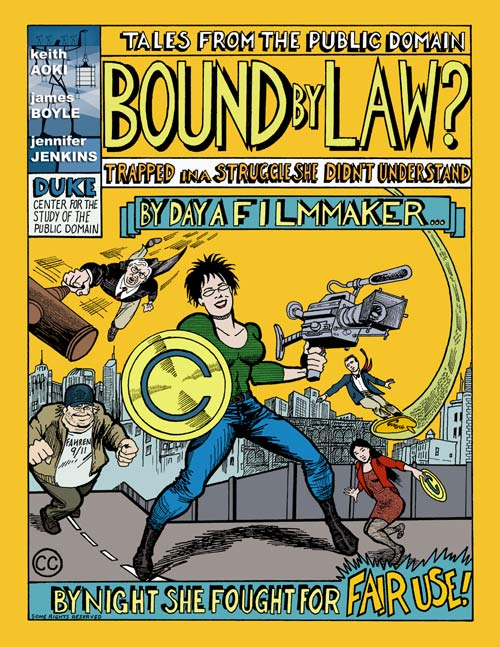 Cover of Tales from the Public Domain: Bound by law