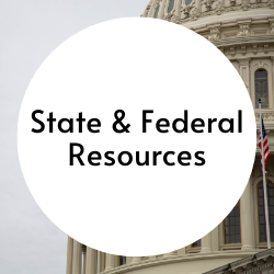 Go to state and federal resources.