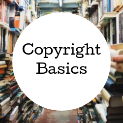 Go to copyright basics.