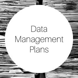 Go to data management plans.