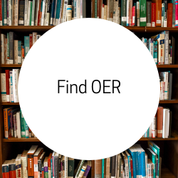 Go to Find OER.