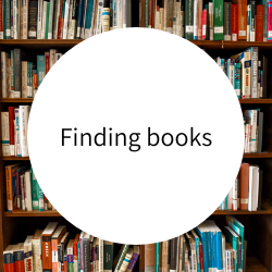 Go to finding books.