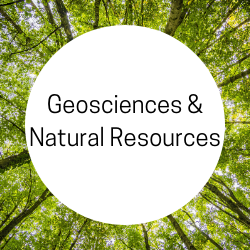 Go to Geosciences and Natural Resources.