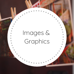 Go to images and graphics.