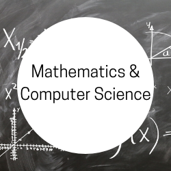 Go to Mathematics and Computer Science.