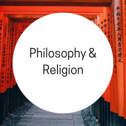 Go to Philosophy & Religion.