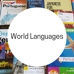 Go to World Languages.