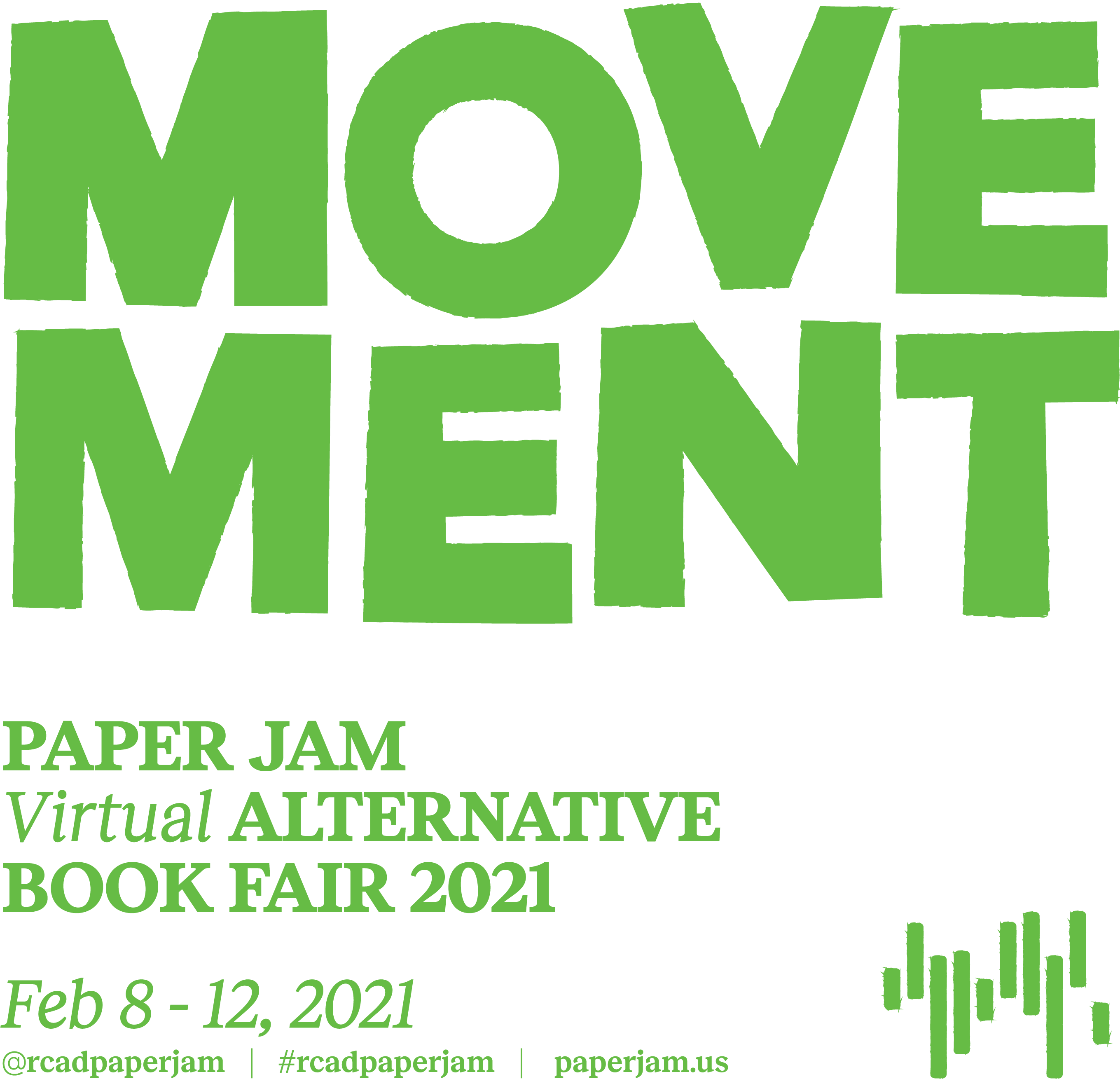 paper jam logo