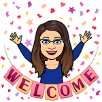 Welcome Bitmoji