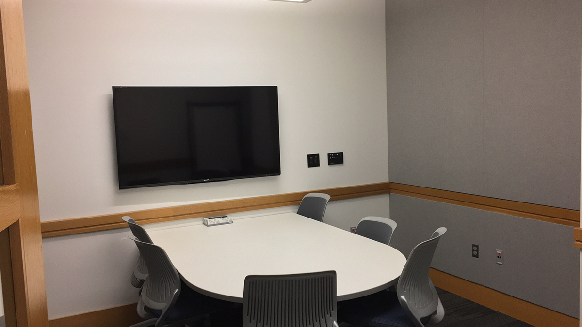 Berry 278 Collaboration Room