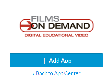 Films on Demand app