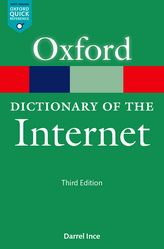 Cover Image of Dictionary of the Internet (3 ed.)