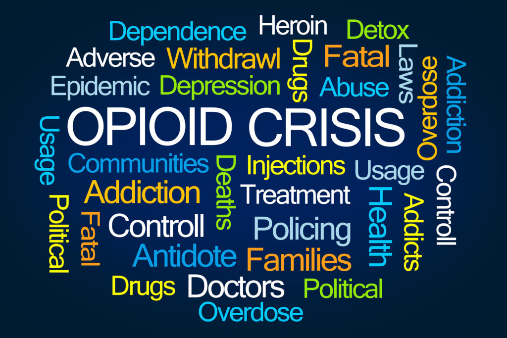 word cloud for drug addiction