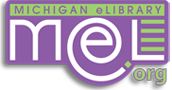 Library of Michigan MeL electronic library icon image