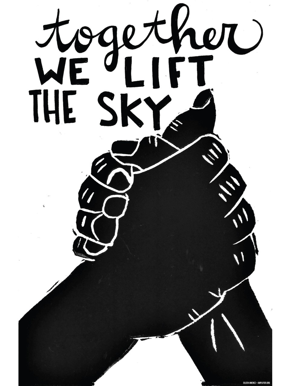 Together we lift the sky: An Abolition Study Guide