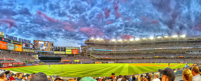 picture of yankee stadium