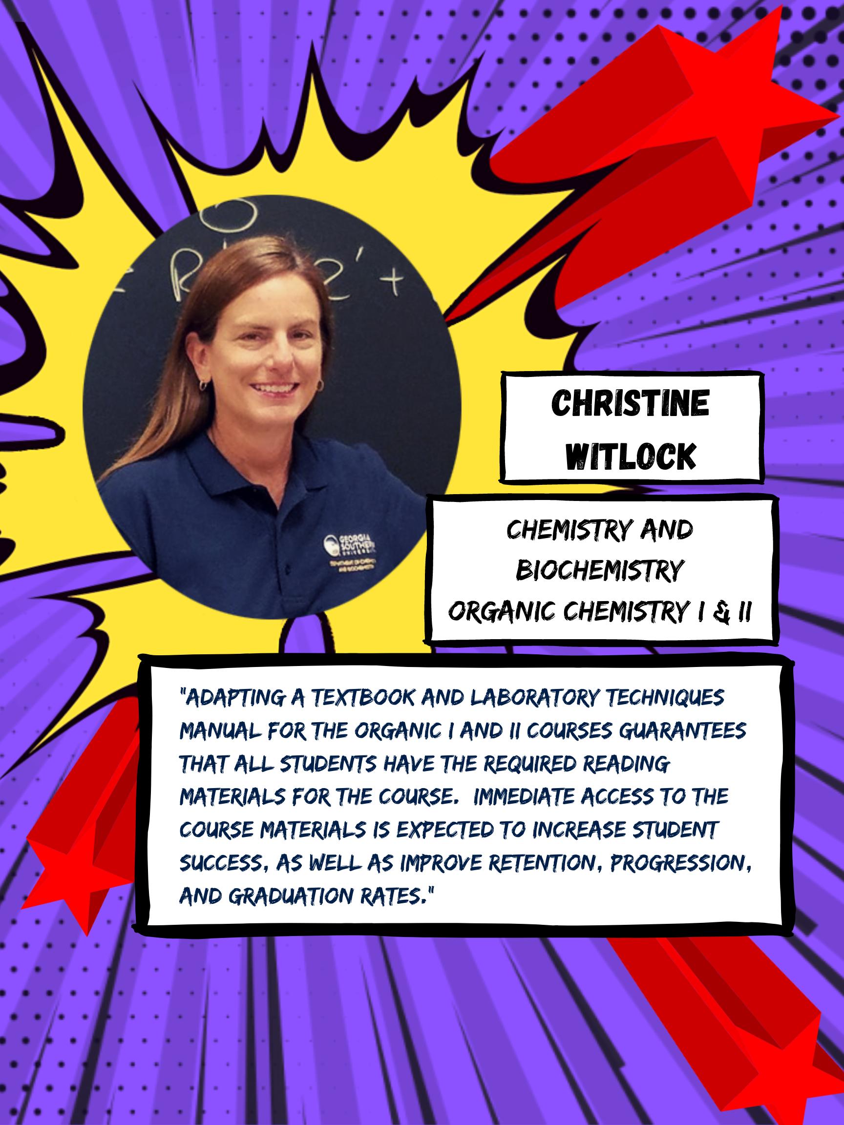 OER Heroes Christine Witlock