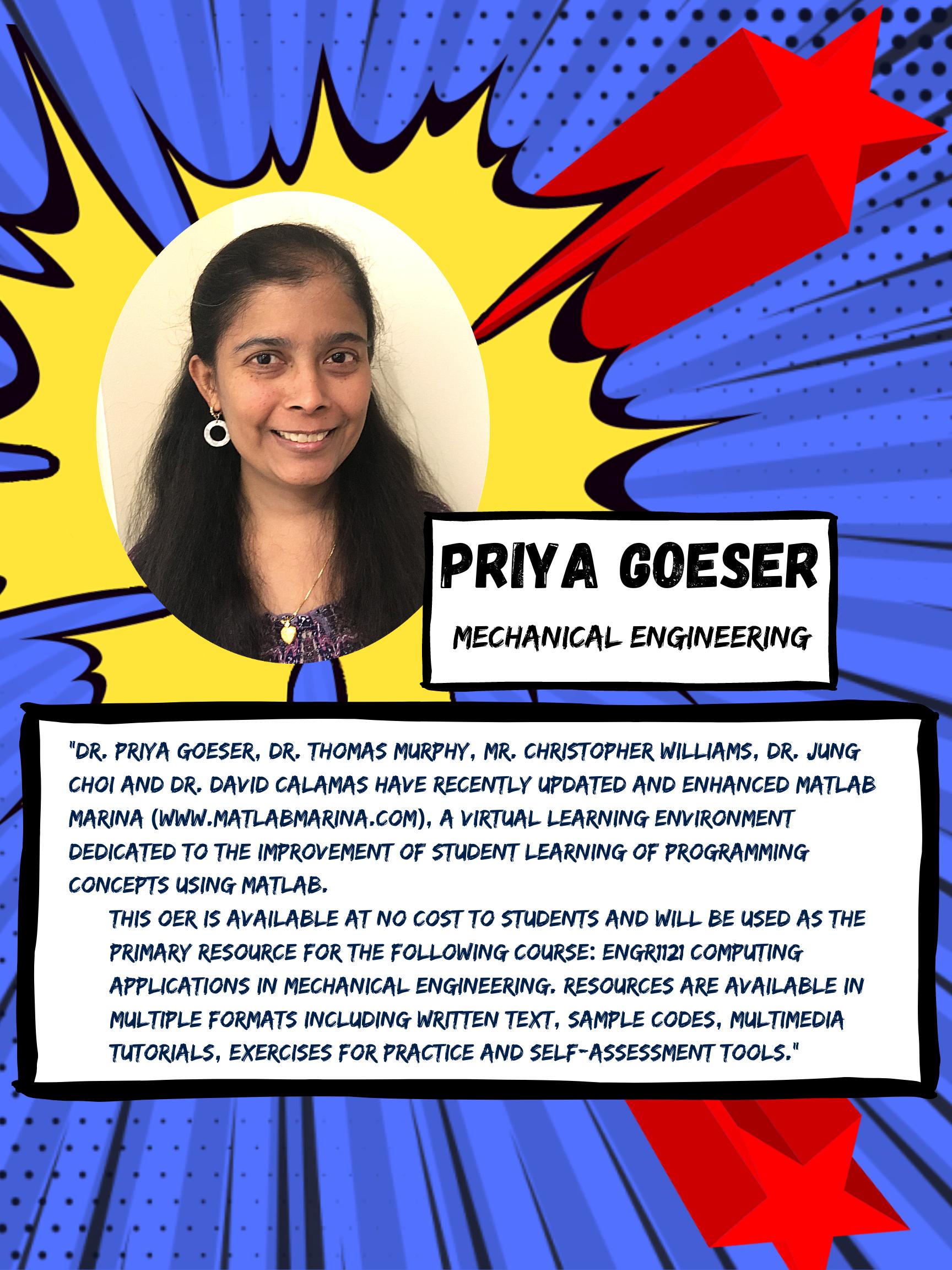 OER Heroes PriyaGoeser