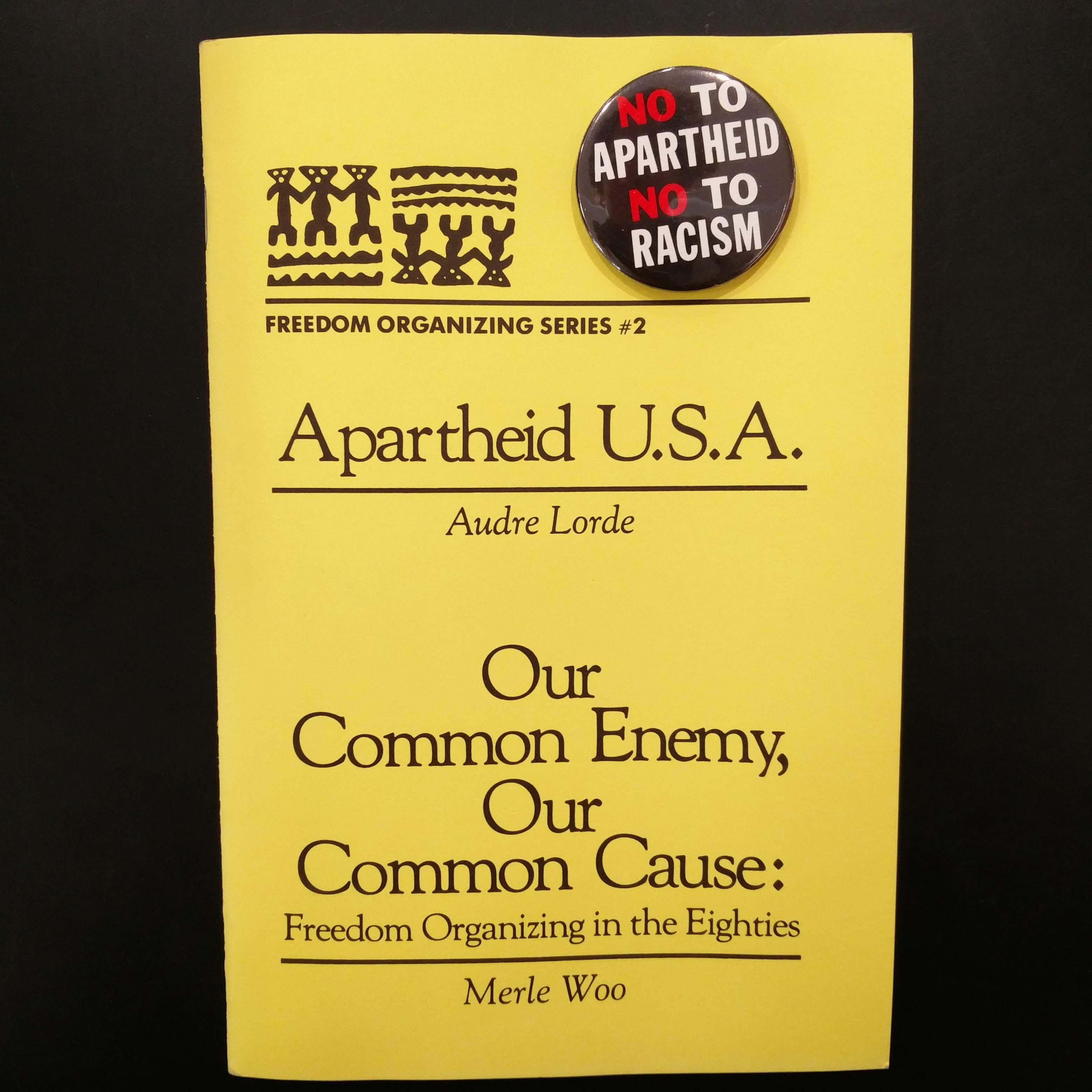 Apartheid USA cover