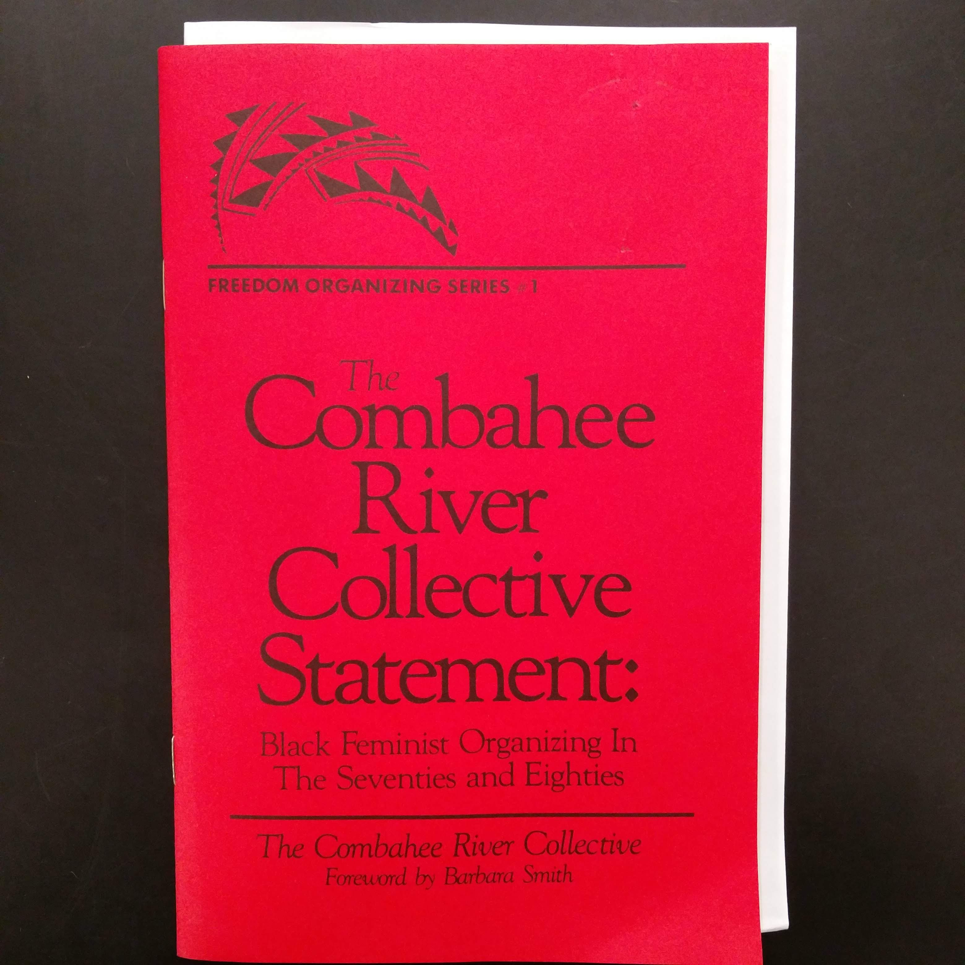 Combahee cover