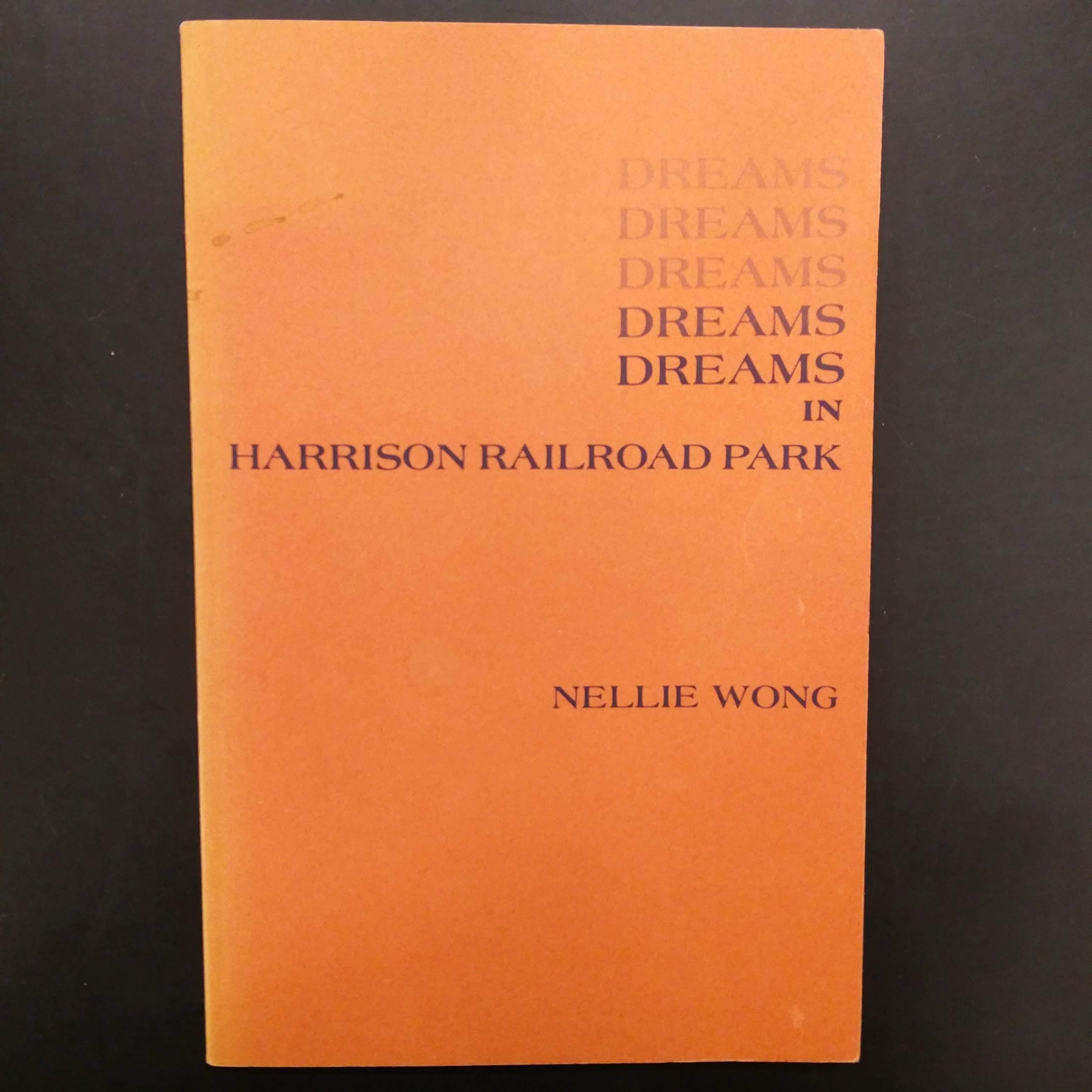 Dreams in Harrison cover