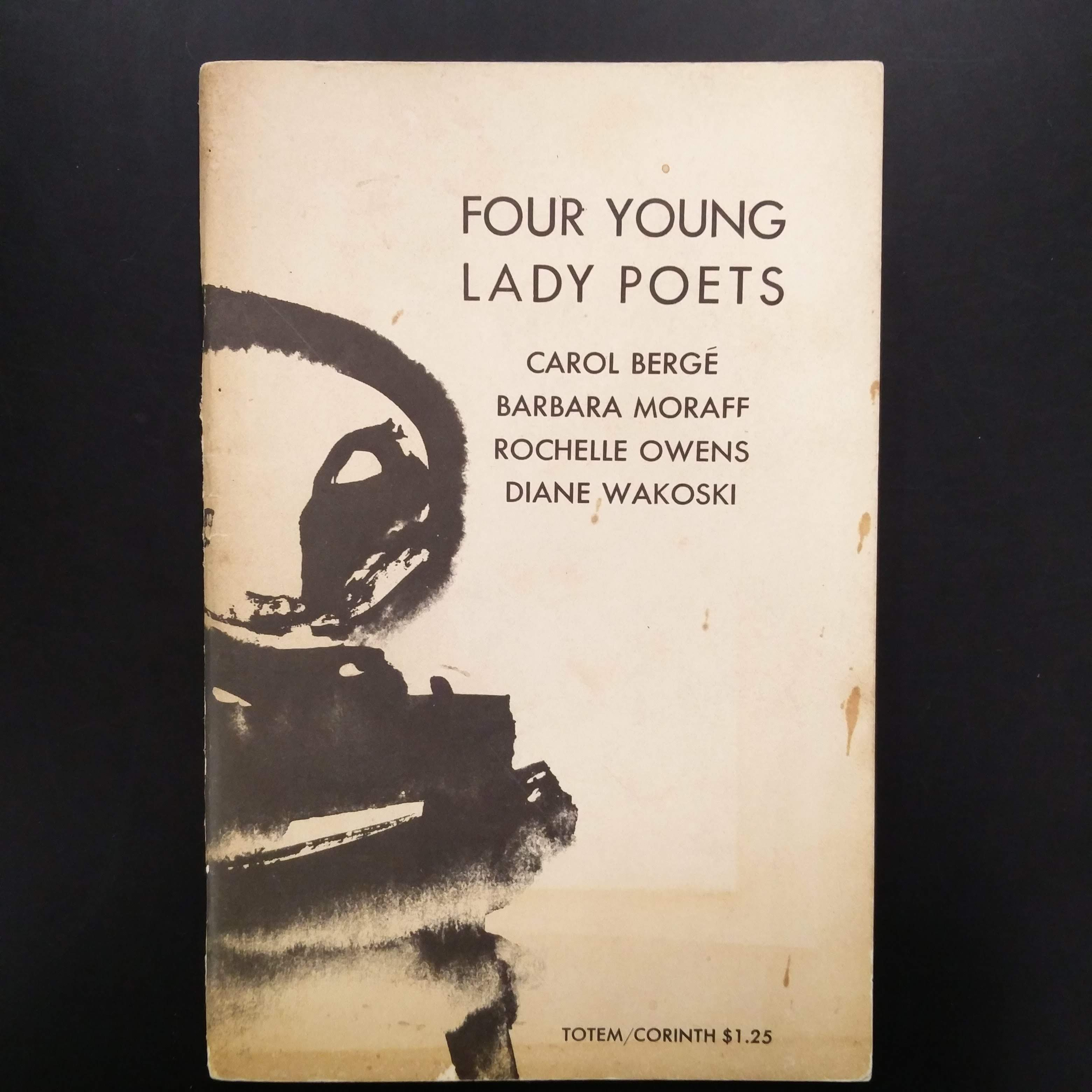 Four Young Lady Poets cover