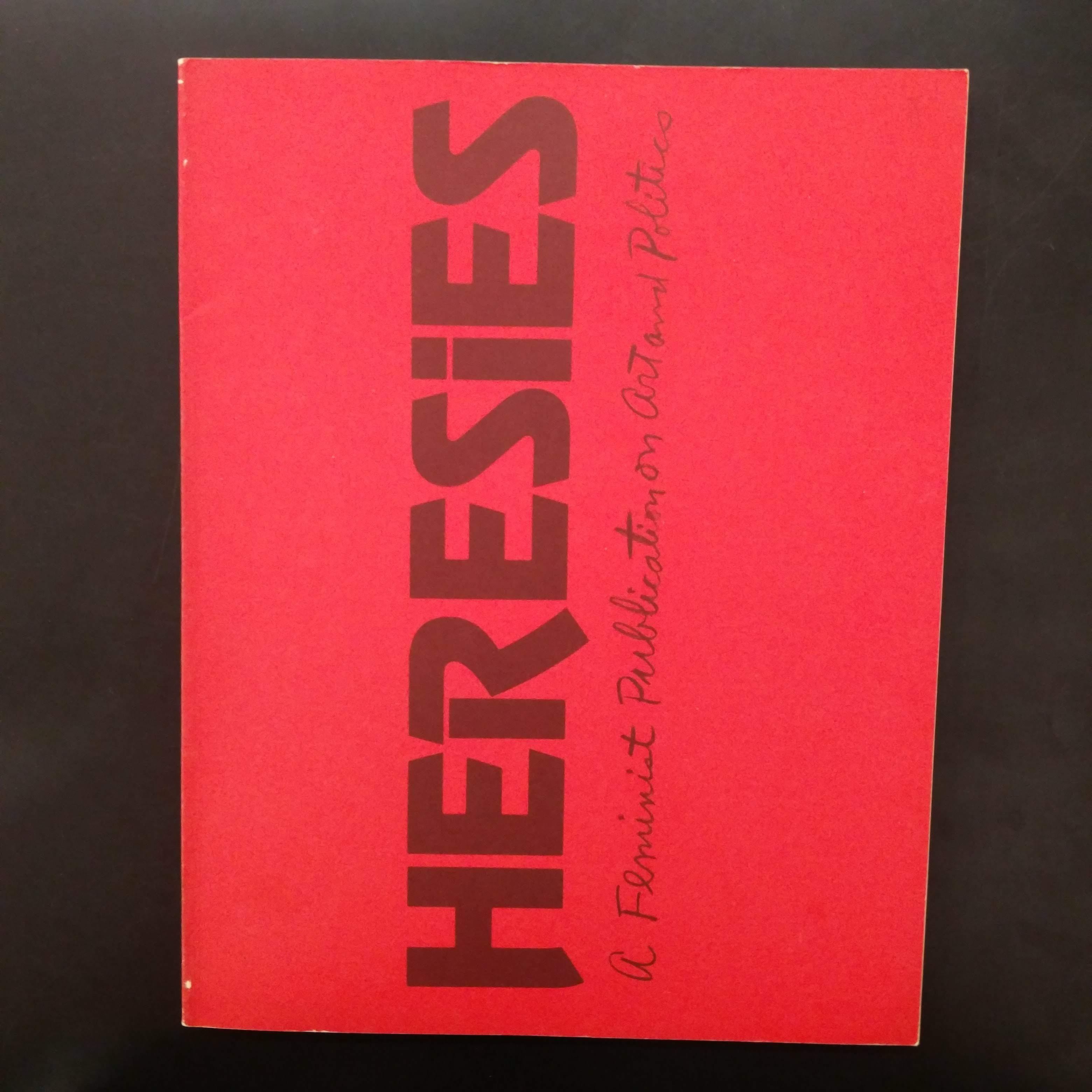 Heresies cover