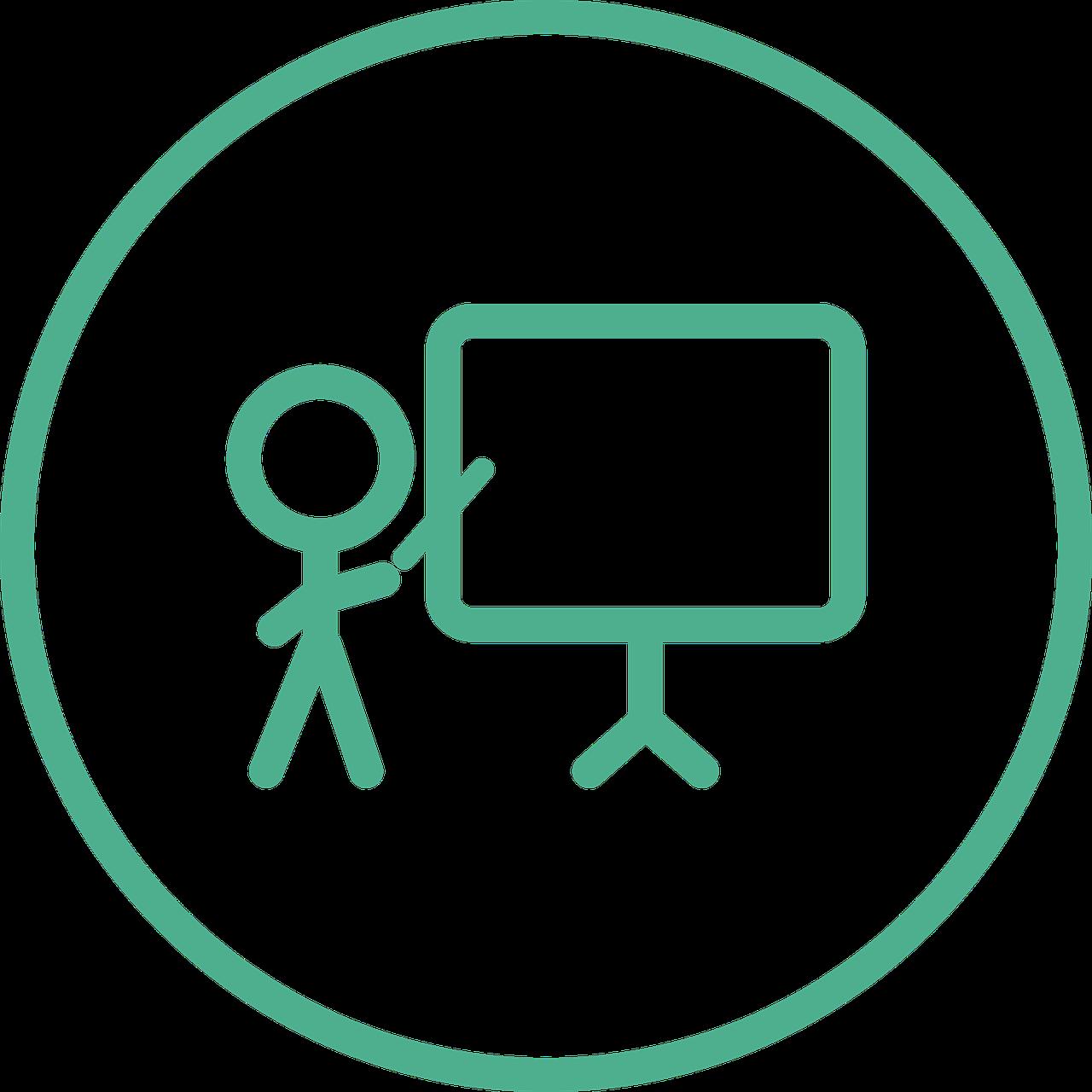 Icon of figure teaching