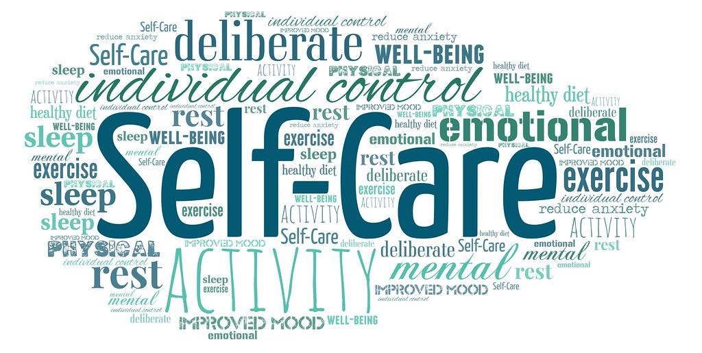 Self Care poster