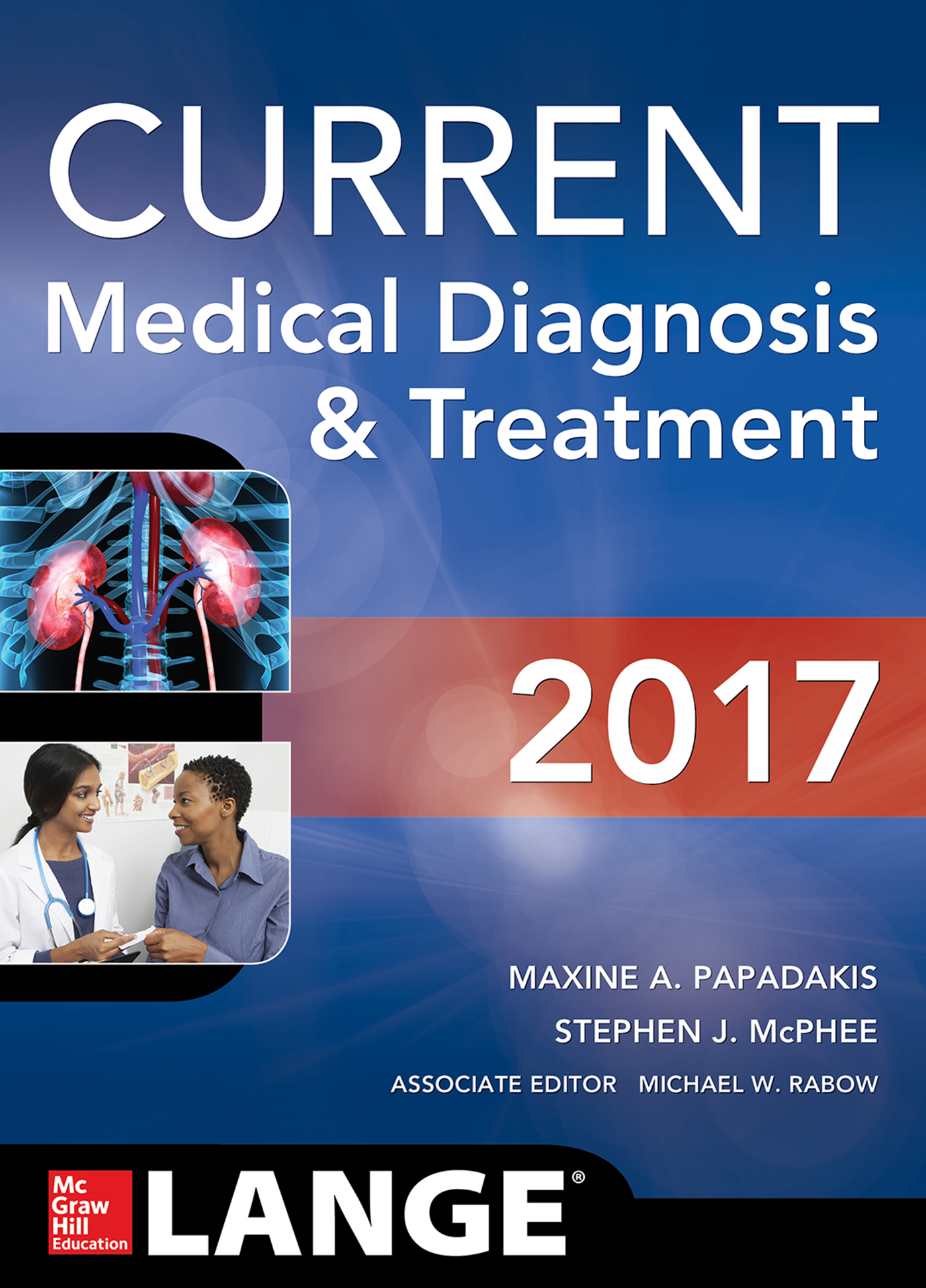 Cover Image for Current Medical Diagnosis & Treatment 2017