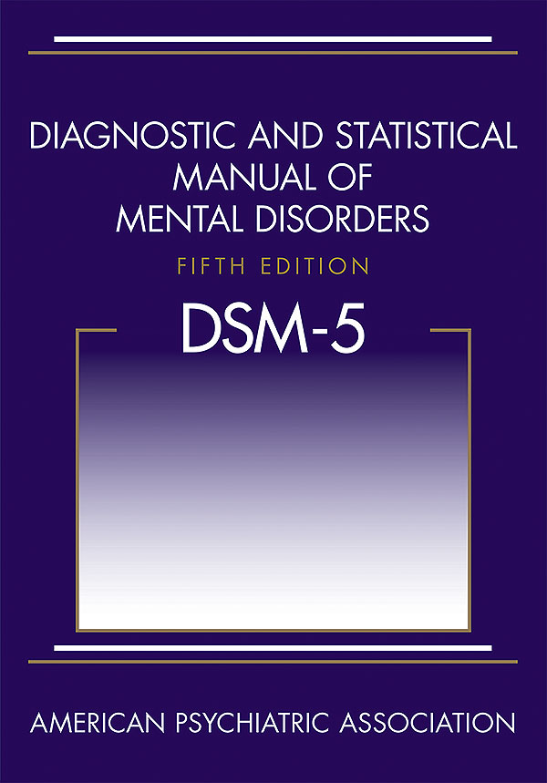 Cover Image of DSM 5