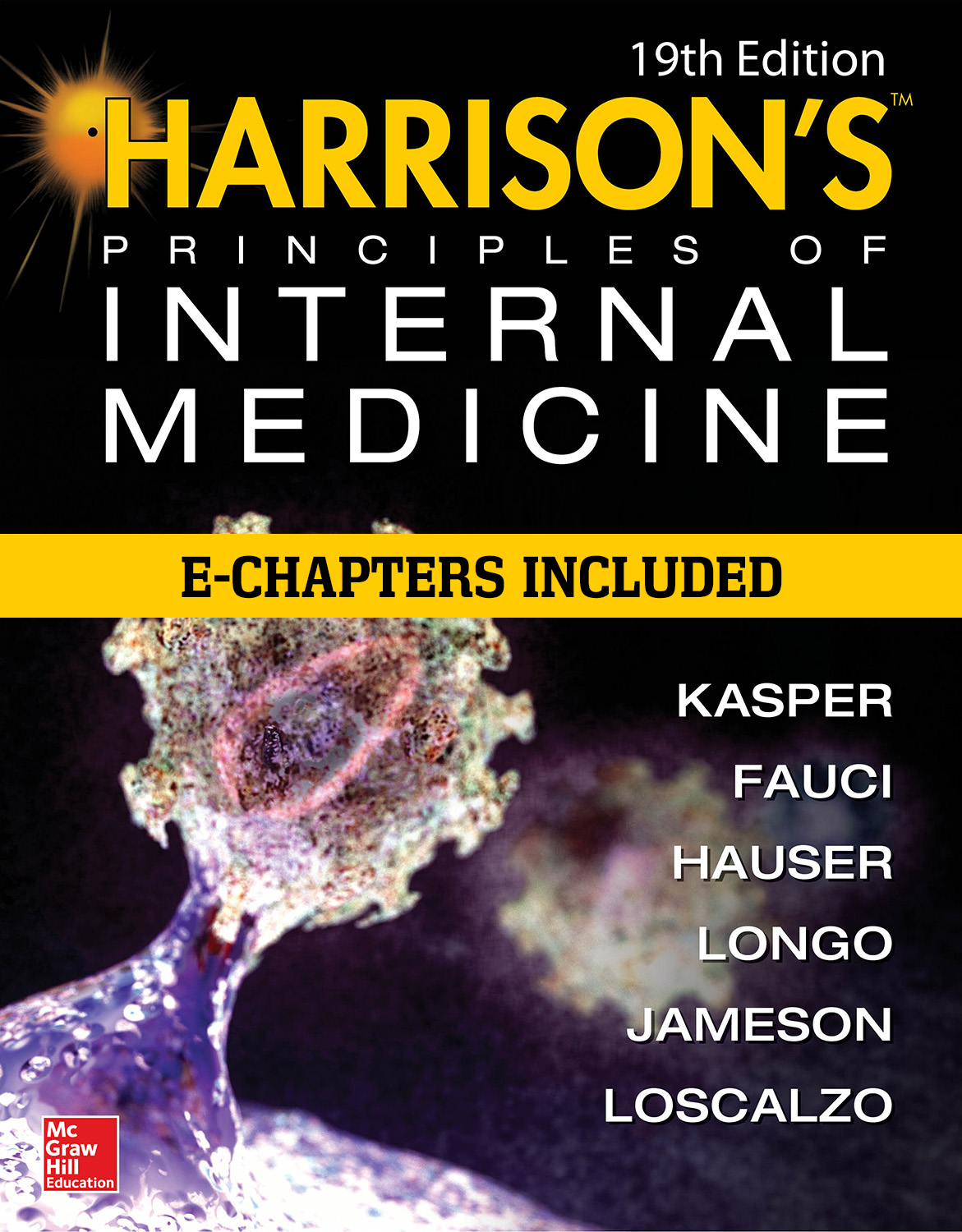 Cover Image for Harrison's Principles of Internal