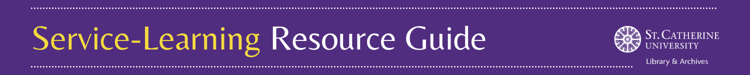 Service-Learning Resource Guide