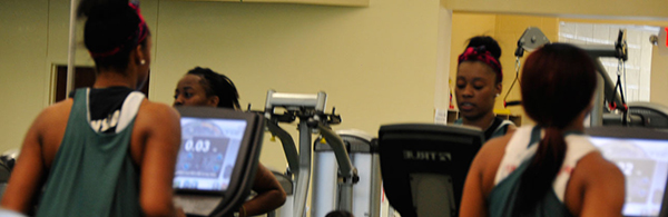 exercise science image from Columbia State academic pages