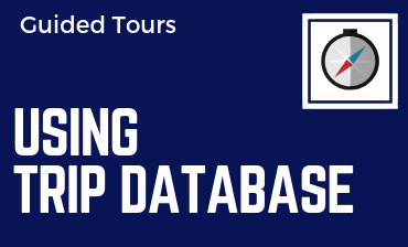 Using Trip Database (Tutorial)