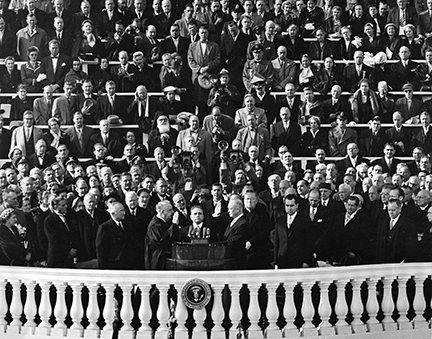 Eisenhower Inauguration