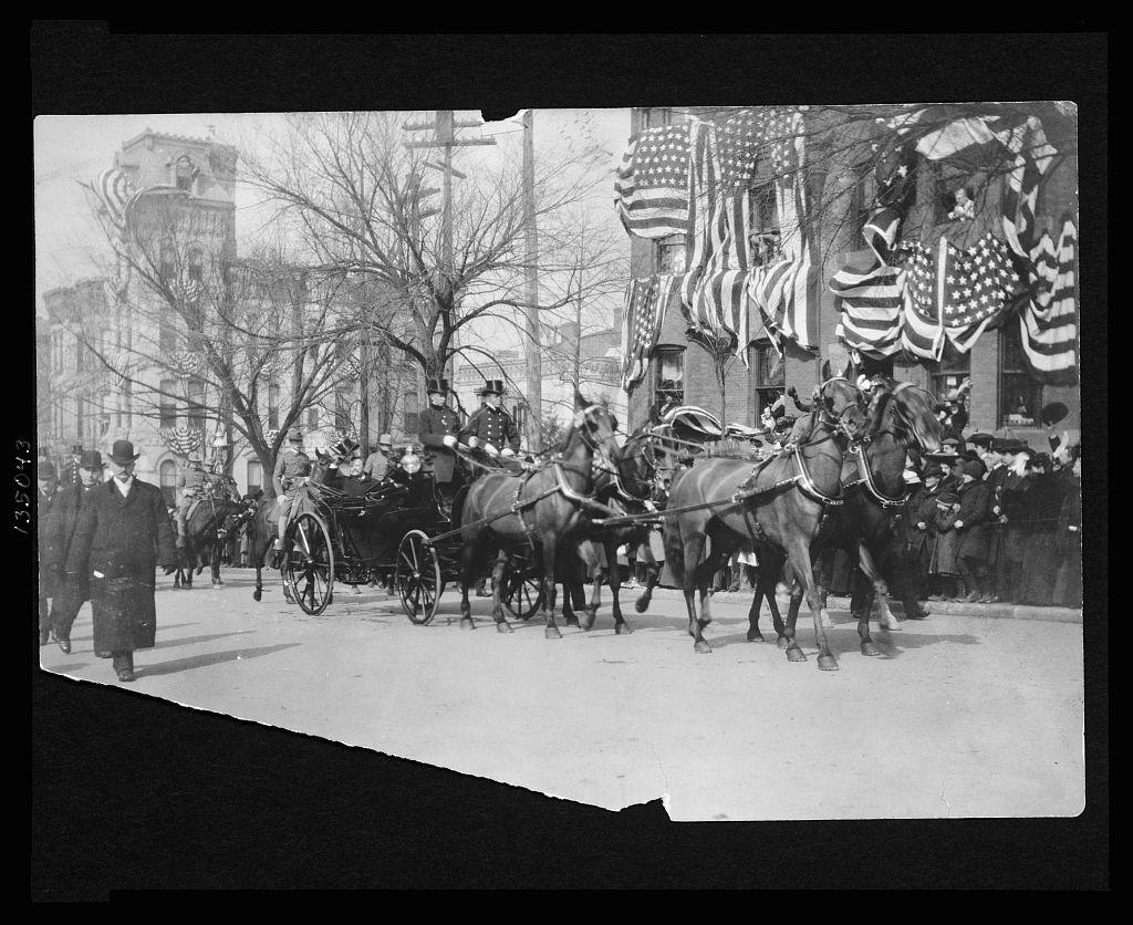 Theodore Roosevelt Inauguration