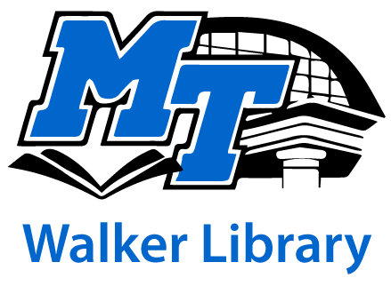 Walker Library Logo