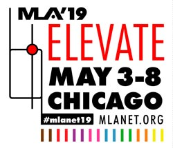 MLA 2019 Elevate, May 3 to 8, Chicago, #mlanet19, mlanet.org