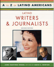 Cover Art for Latino Writers and Journalists