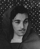 Photograph of Cesar Romero from the Library of Congress Van Vechten Collection