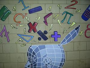 Math Mural